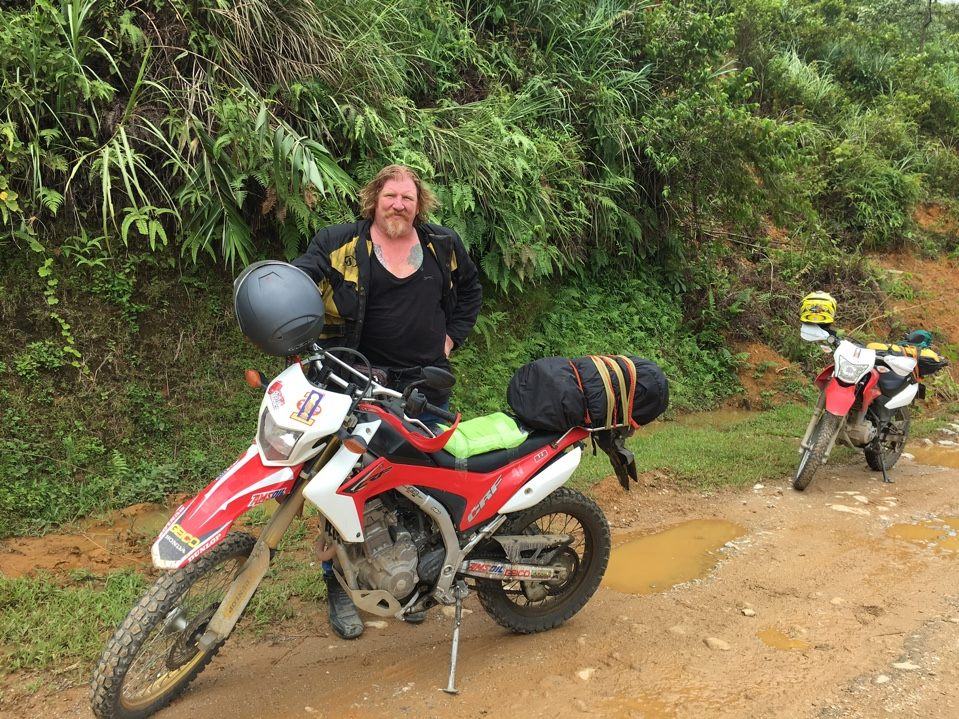 Vietnam motorbike tour on Ho Chi Minh Trails