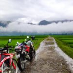 Vietnam overland motorbike tour to Laos