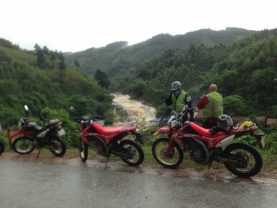 Hanoi Offroad Motorbike Tours to Sapa via Phu Yen, Than Uyen