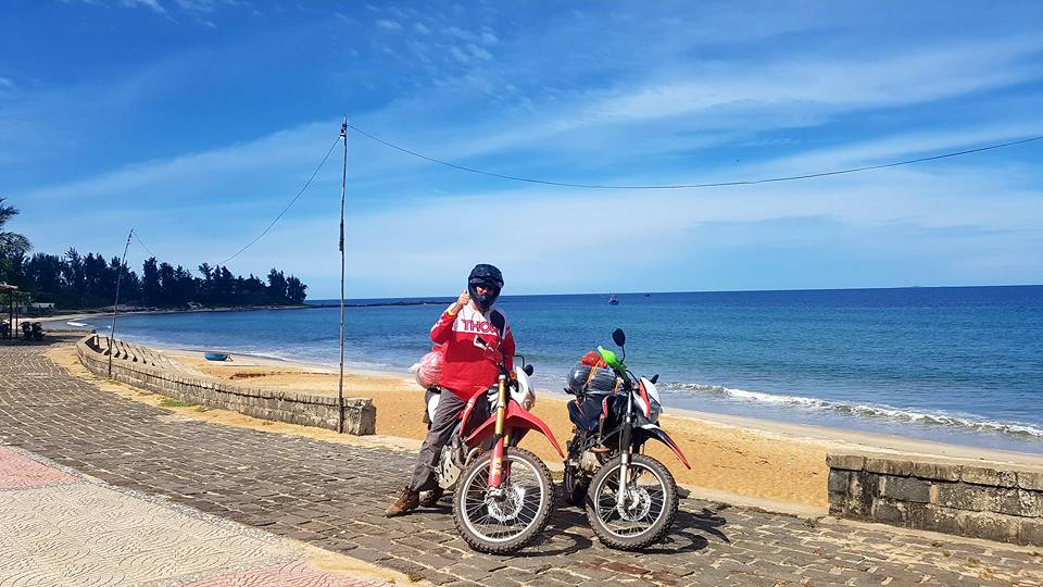 Euphoric Saigon Motorcycle Tour To Nha Trang Via Lagi & Mui Ne Beach– 3 Days