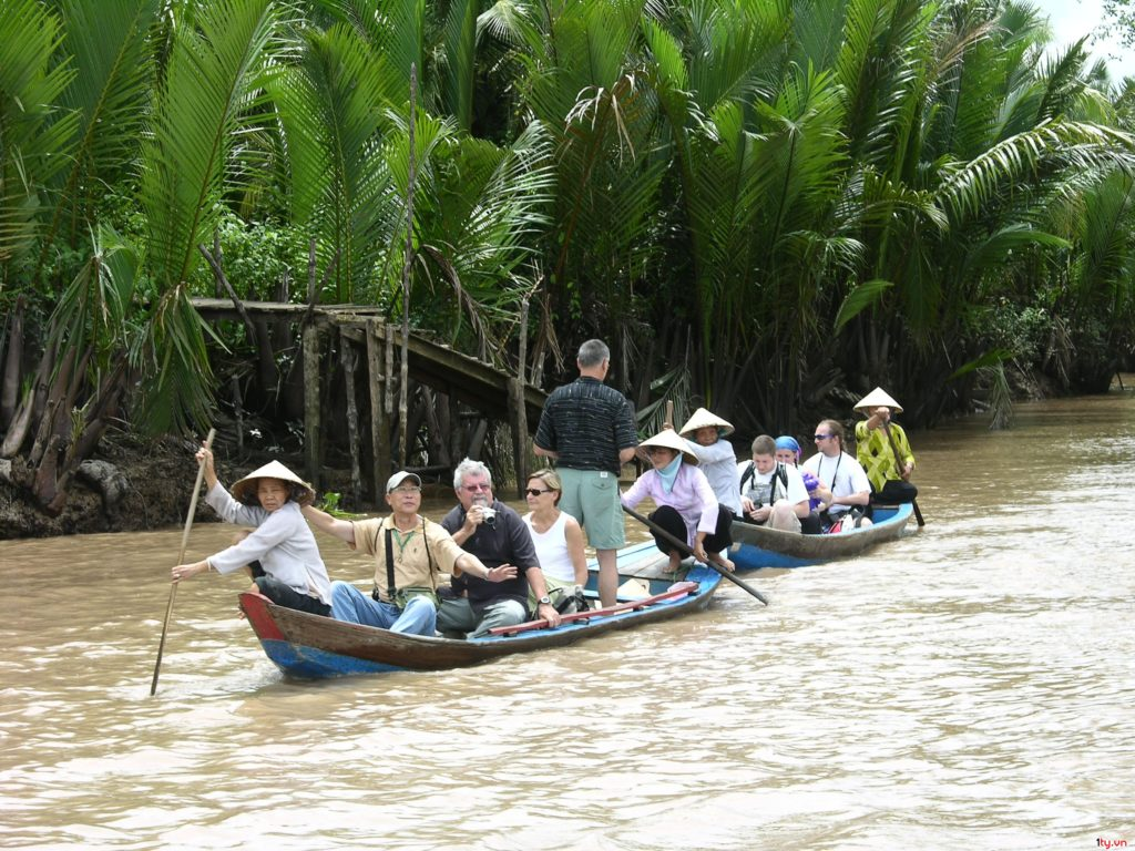 Saigon Motorcycle Tours to Mekong Delta and the Coastal