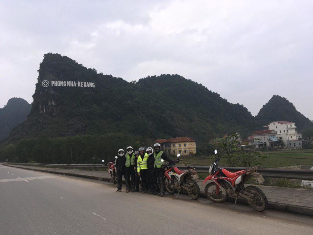 Hue motorbike tour to Phong Nha and Thien Duong caves