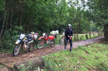 Mighty Northwest Vietnam Offroad Motorbike Tour via Mai Chau, Sapa, Ba Be Lake – 7 Days